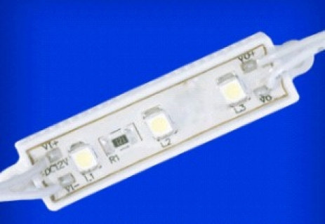 Moduł 3 Led 3528 MINI (38mmx12mm)