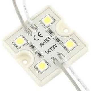 Moduł 4 Led 5050 (35mmx35mm)