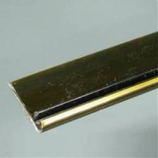 ELKAMET taśma na plexi 3mm brązowa