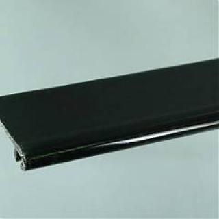 ELKAMET taśma na plexi 3mm czarna RAL 9005