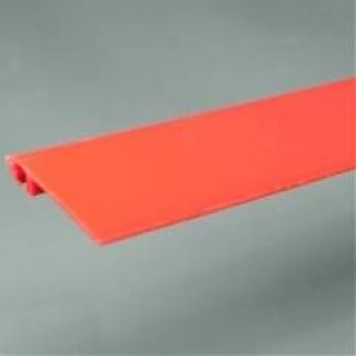 ELKAMET taśma na plexi 3mm czerwona RAL 3020