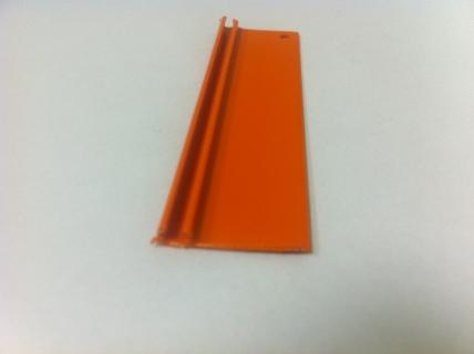 ELKAMET taśma na plexi 3mm pomarańczowa RAL 2004