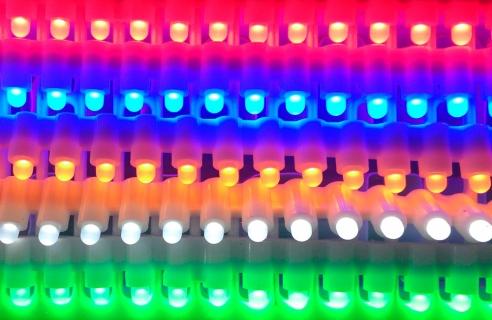 LED PASEK GIĘTKI 99LED/metr IP68