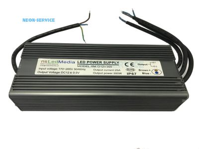 Zasilacz LED 12V 300W IP67